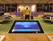NIKE MULTI TOUCH PANEL